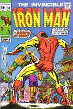 Iron Man # 30