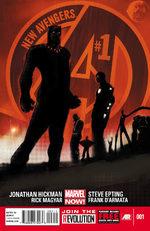 New Avengers # 1
