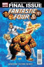 Fantastic Four 611 Comics