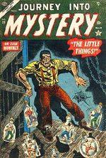 Journey Into Mystery # 19