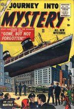 Journey Into Mystery # 23