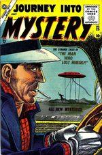 Journey Into Mystery # 25