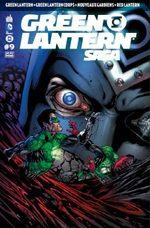 Green Lantern Saga # 9