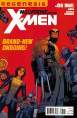 Wolverine And The X-Men # 1