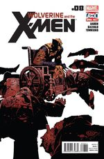 Wolverine And The X-Men # 8