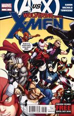 Wolverine And The X-Men # 12