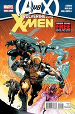 Wolverine And The X-Men # 15