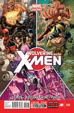 Wolverine And The X-Men # 19