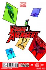 Young Avengers # 2
