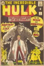 The Incredible Hulk # 1