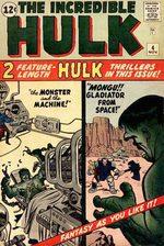 The Incredible Hulk # 4