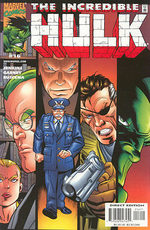 The Incredible Hulk # 16