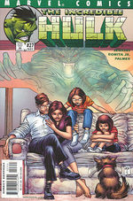 The Incredible Hulk # 27