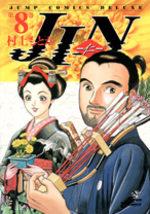 Jin 8 Manga