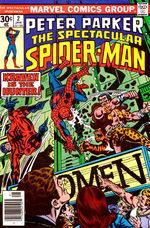 Spectacular Spider-Man # 2