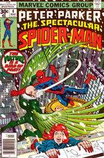 Spectacular Spider-Man # 4