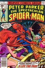 Spectacular Spider-Man # 11