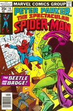 Spectacular Spider-Man # 16