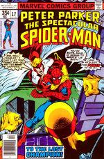 Spectacular Spider-Man # 17