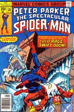 Spectacular Spider-Man # 18