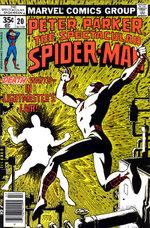 Spectacular Spider-Man # 20