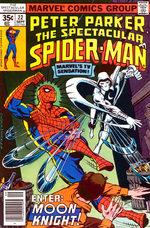 Spectacular Spider-Man # 22