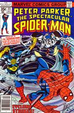 Spectacular Spider-Man # 23
