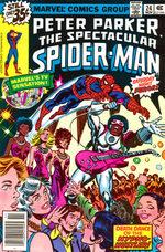 Spectacular Spider-Man # 24