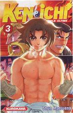 Kenichi - Le Disciple Ultime 3