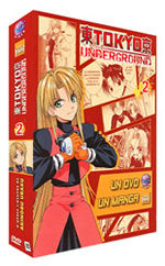 Tôkyô Underground 2 Série TV animée