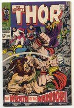 Thor # 152
