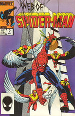 Web of Spider-Man # 2