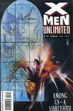X-Men Unlimited # 3