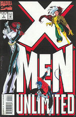 X-Men Unlimited # 4