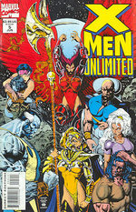 X-Men Unlimited # 5