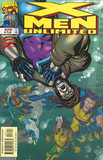 X-Men Unlimited # 18