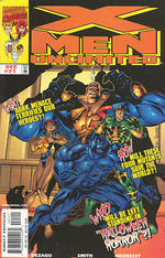 X-Men Unlimited # 21