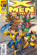 X-Men Unlimited # 22