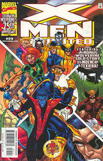 X-Men Unlimited # 25