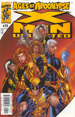 X-Men Unlimited # 26
