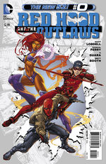 Red Hood and The Outlaws # 0