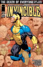 Invincible 100 Comics
