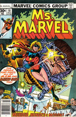 Ms. Marvel # 10
