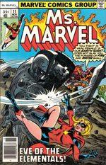 Ms. Marvel # 11