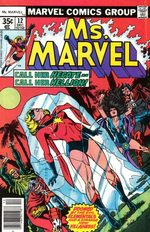 Ms. Marvel # 12