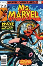 Ms. Marvel # 16