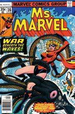 Ms. Marvel # 16