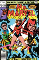 Ms. Marvel # 18
