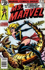 Ms. Marvel # 20