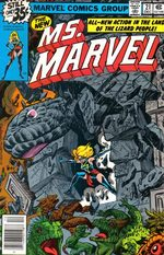 Ms. Marvel # 21